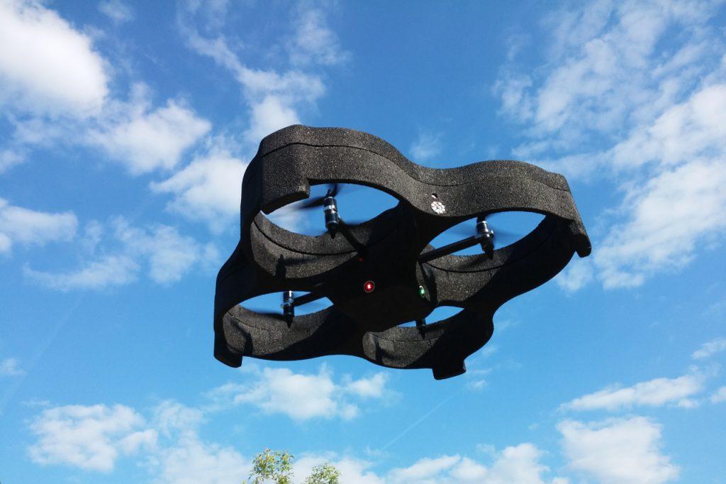 UAV-Concept_X8_Prototype